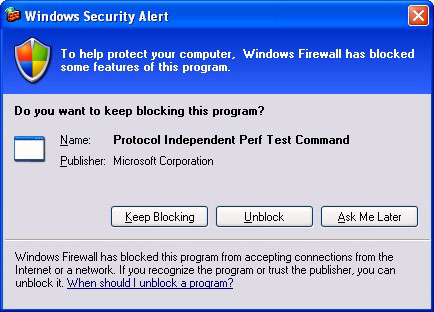 Configure Windows Firewall using command line - LizardSystems